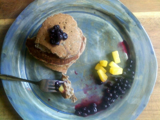 buckwheat-pear-pancakes