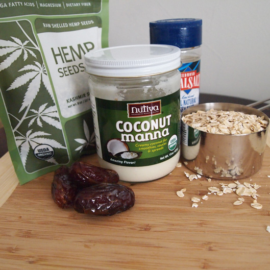 Coconut Hemp Milk